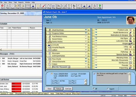 Medisoft clinical electronic medical records emr